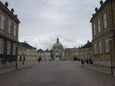 #Ameliemburg  #Marmorkirken Copenhagen
