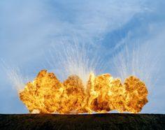 Les explosions de Geoffrey H. Short