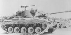 US Army T37 light tank of 1949