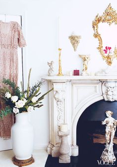 {décor inspiration | at home with : maggie betts, west village, new york}