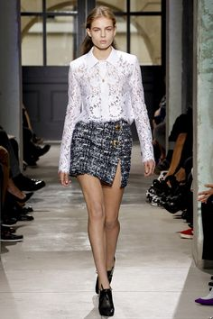 Balenciaga  SPRING/SUMMER 2013  READY-TO-WEAR