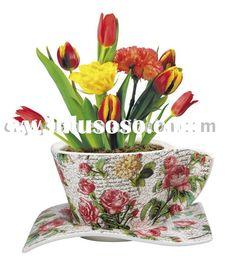 90 Best Cup And Saucer Images Cup Saucer Planters Tea Cup