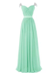 Dresstells Women's Long Prom Dress Evening Gown with Pearls