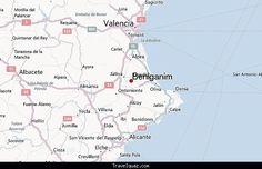 Map of Beniganim - http://travelquaz.com/map-of-beniganim.html