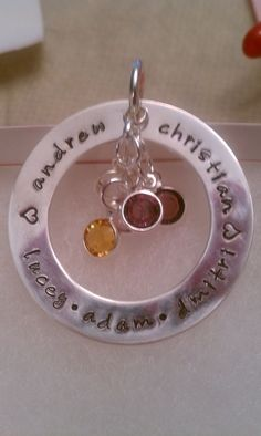 CUSTOMIZABLE  order at  http://www.myjbloom.com/erinbergeron