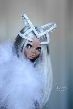 OOAK # Monster High #JuliSidorova