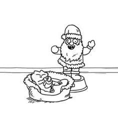 Simon's Cat. Christmas Presence (Part 2)