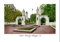 Bloomington Indiana Campus