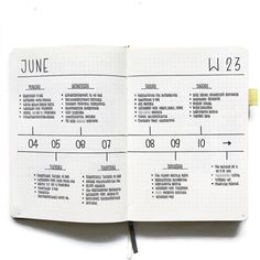 look at these simple and minimalist bullet journal weekly spreads/layout for new ideas!Have a look at these simple and minimalist bullet journal weekly spreads/layout for new ideas! Floral Wreath Illustration with Bullet Journaling Bullet Journal Weekly Spread Layout, Bullet Journal Spreads, Bullet Journal 2020, Bullet Journal Notebook, Bullet Journal Aesthetic, Bullet Journal Inspo, Book Journal, Bullet Journals, Minimalist Bullet Journal Layout