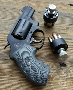 Hard to beat a revolver for general purpose self defense. Weapons Guns, Guns And Ammo, Rifles, Fire Machine, Every Day Carry, 357 Magnum, Kydex Holster, Fire Powers, Cool Guns