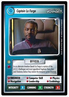 Star Trek Ccg, Prime Directive, History Of Television, Star Trek Cosplay, Si Fi, Star Trek Universe, Star Trek Voyager, Collector Cards, Trading Cards