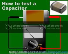 How to Check Basic Electronic Components Using a Multi-Meter Basic electronic components such as resistors, capacitors, diodes and transi. Life Poster, Electrolytic Capacitor, Positive And Negative, Diy Tools, Symbols, Tutorials, Reading, Phone, Check