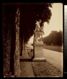 Versailles by Eugene Atget