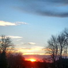 Another Canfield sunset by Julie Arduini