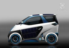 Solar Human Electric Powered Vehicle - MINIMO SHEPV | Local Motors