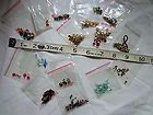 Assortment of Small Sequins, Beads & Simulated Rhinestones - http://sewingpins.net/sewing/notions/assortment-of-small-sequins-beads-simulated-rhinestones/