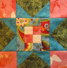 Quilt Block of the MONTH # 3