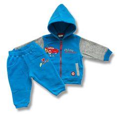Thermo tepláková súprava pre bábätká - CARS http://www.milinko-oblecenie.sk/kojenecke-komplety-2/strana-3/ #detskeoblecenie #setyprebabatka