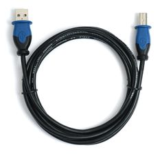 Aurum Cables #High Speed #USB 2.0 Printer #Cable (6 Feet)   ~~~ Product Description:  • High #Quality USB 2.0 Printer #cable • Works with any standard A/B printer • 6 Foot cable to reduce clutter • Gold Plated connectors and 28AWG for superior #quality ~~~ #Asent_Data_Cabling