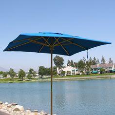 rectangular patio umbrella rectangular patio umbrella ideas furniture inspiration - Rectangular Patio Umbrella