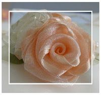 Silk Ribbon Embroidery: Tutorial - Folded Ribbon Rose