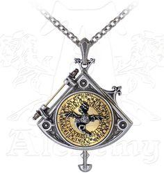 Enlightenment: Astral Dragon Quadrant Locket