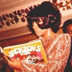 Diana Ross in 1971