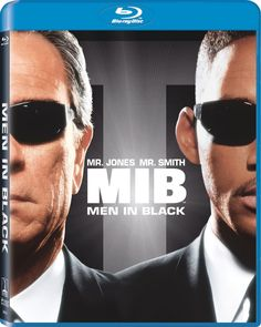 Men in Black (1997) .... Men in Black follows the exploits of agents Kay and Jay, members of a top-secret organization established to monitor and police alien activity on Earth. The two Men in Black find themselves in the middle of the deadly plot by an intergalactic terrorist who has arrived on Earth to assassinate two ambassadors from opposing galaxies. In order to prevent worlds from colliding, the MiB must track down the terrorist and prevent the destruction of Earth.