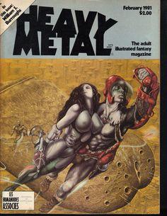 Heavy metal movie porn