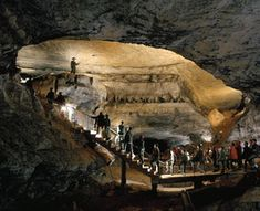 Mammoth Cave  Cave City, Kentucky