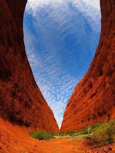 Kings kanyon Australia