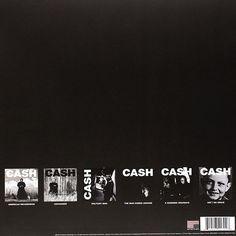 johnny cash american recordings box set rar