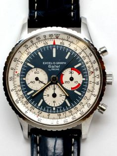 Gallet by Racine Excel-o-Graph circa 1965