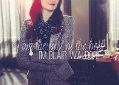 Blair Waldorf, gossip girl, Quotes, style