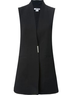 Shop the latest women's designer Waistcoats & Gilets at Farfetch now. Classy Outfits, Casual Outfits, Cute Outfits, Hijab Fashion, Fashion Dresses, Love Fashion, Womens Fashion, Fashion Design, Black Waistcoat