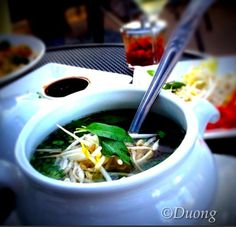 Vietnamese Chicken Pho Soup: A Healthier Alternative With Brown Rice Noodles