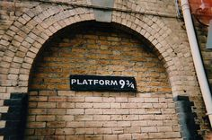 Harry Potter, Plataform 9 3/4