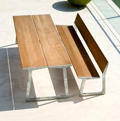 TRIBU Branch garden coffee table in different heights | outdoor ...