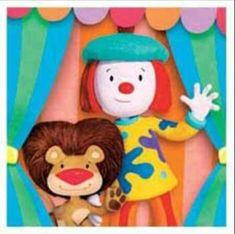"Childhood Nick Jr. cartoon, ""Jojo's Circus""  (Little Liz)"