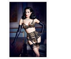 DITA VON TEESE | the collection