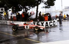 Jacky Ickx (Ferrari) Grand Prix de Monaco 1972 - Formula 1 HIGH RES photos (Old and New) Facebook