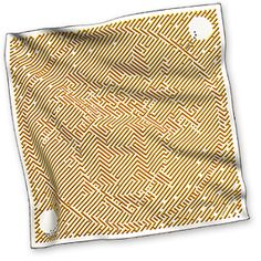 Hermes Women's Medium Silk Twill Scarves in Yellow | Hermes.com