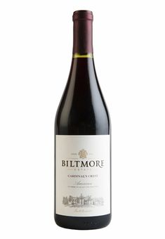 Biltmore Estate Cardinals Crest Soft and easy to drink with dried herb aromas, rich blackberry flavors, and smooth tannins