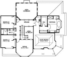 cad on pinterest floor plans house plans and small kitchen at front of house plans best home decoration