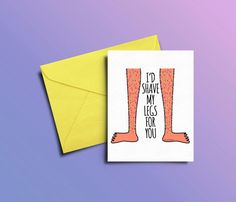 These Valentine's Day cards by an Irish artist are perfect for anyone with a quirky sense of humour   Her.ie