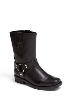 Frye Harness Boot (Little Kid & Big Kid) available at #Nordstrom $127.95