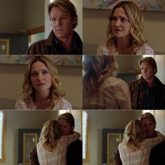 """Tim: So I'm giving you a way out. And I need you to take it. Casey: Tim... Tim: We're not married. We don't have any promises, no vows of, """"in sickness, and in health."""" You need to get away from this. Because you don't deserve to go through it again. Casey: I'm not going anywhere. (11x11)"""
