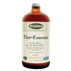 Flora Flor-Essence Liquid Tea Blend | Emerson Ecologics