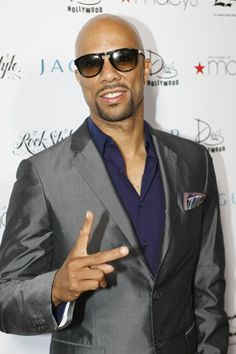 Good LAWD Common!!! #sexy@$$