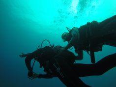 """""""Jetski fahren, der Krka Nationalpark, Zip Lining und Tauchen waren nur einige Highlights des Angebots. """" #krka #tauchen #rufreisen #holiday #sun #water #meer #underwater #blue #fun"""